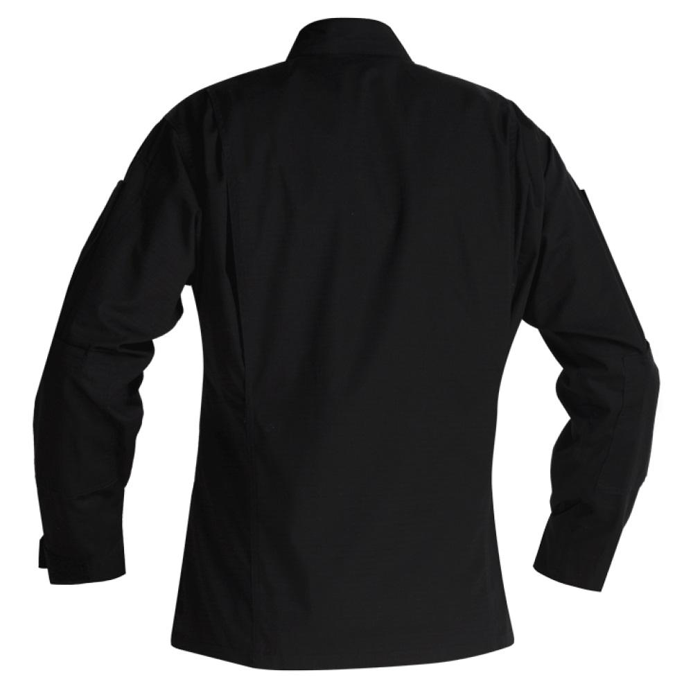 Куртка-китель польова Zewana Z-1 Combat Jacket Black