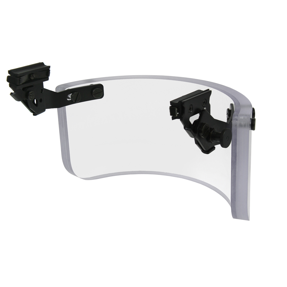 Ballistic Face Shield Visor V-ARM