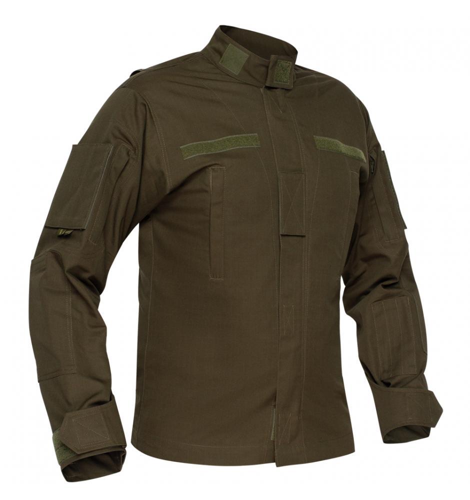 Кітель польовий антистатичний Zewana Z-1 Combat Jacket Ranger Green