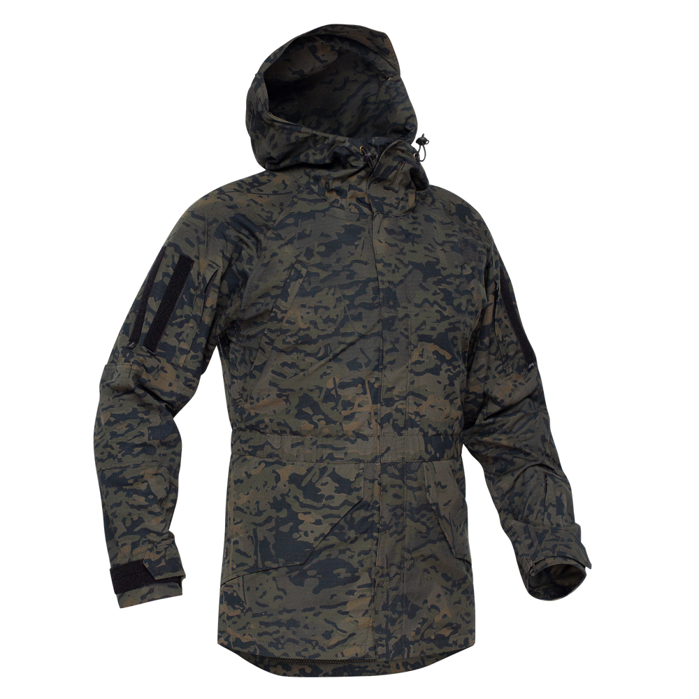 Smock-jacket MARIO MaWka ® Raven NYCO 50/50 IRR