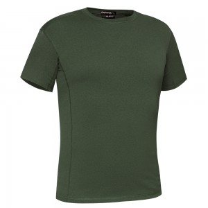 Tactical T-shirt V-TAC - Polartec ® Power Dry® Ranger Green