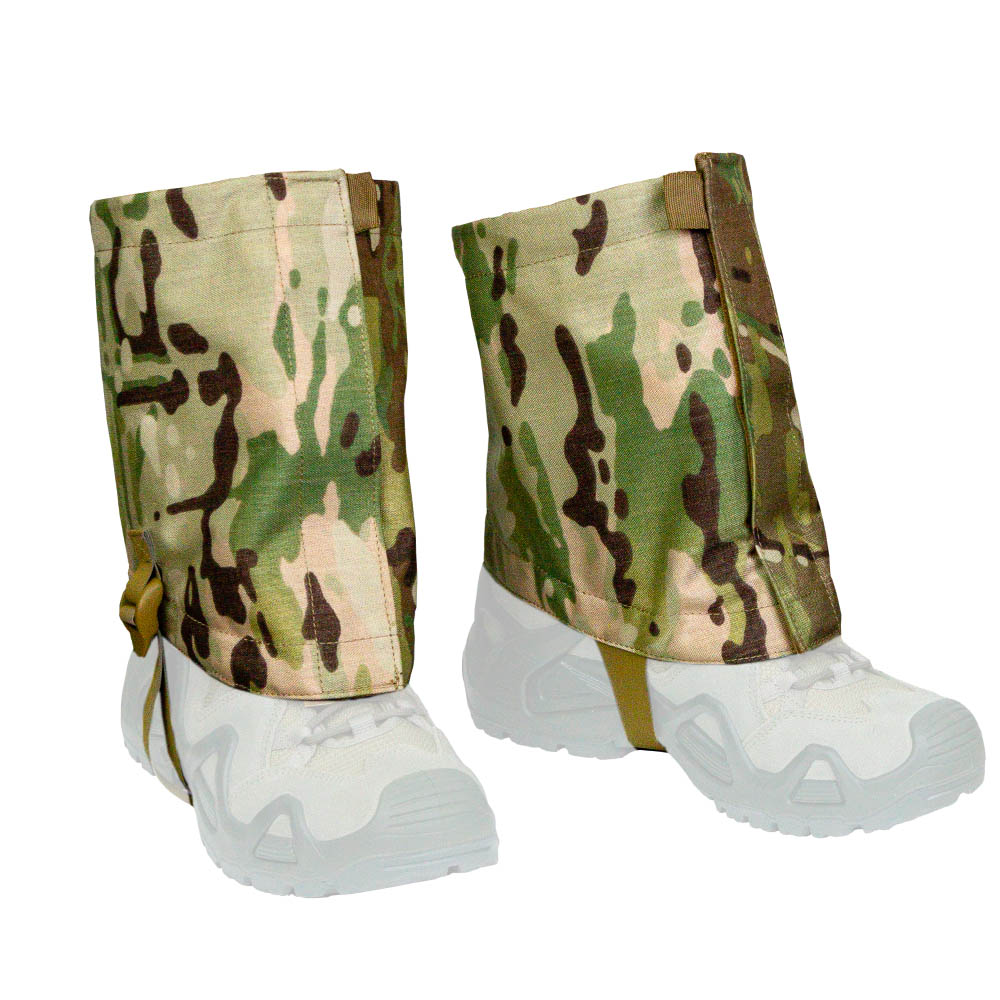Tactical Low Leg Legging Gaiters-V V-Camo
