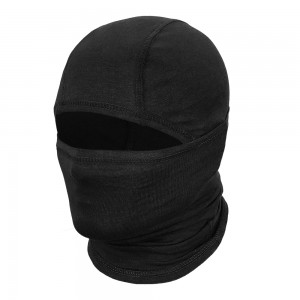 Military Summer Balaclava G2 Black