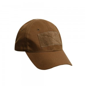 Velmet Tactical Cap VTC-1 Coyote Canvas 50/50 IRR