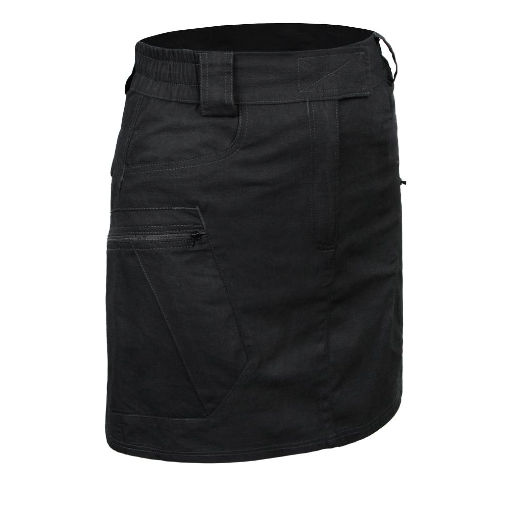 "Women's Tactical Skirt ""SlaWa Line"" Black NYCO 50/50 IRR"