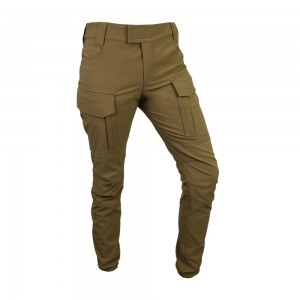 Women's Tactical Pants SlaWa Line Flex Coyote