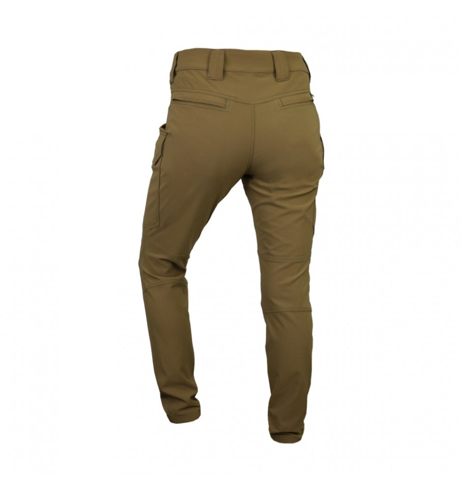 "Women's Tactical Pants ""SlaWa Line"" Flex Coyote"