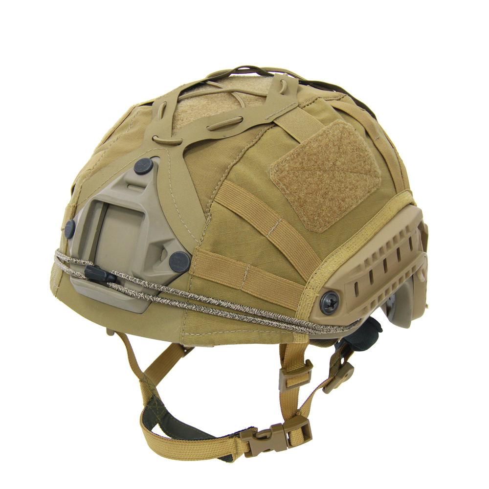 Шлем пулезащитный ТОR-D с кавером G4\HP Coyote