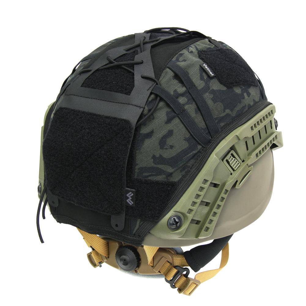 Ballistic Helmet TOR with cover G4\HP MaWka ® Raven