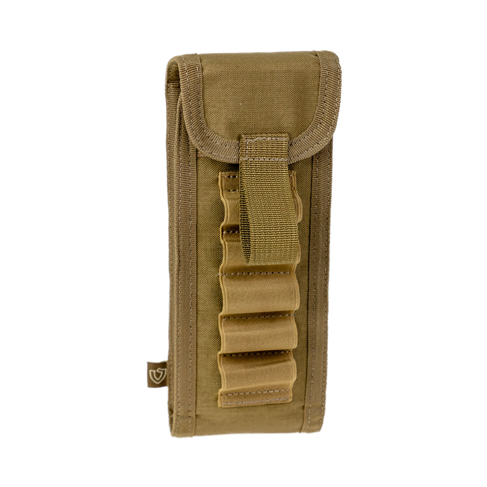 Tactical Shotgun Ammo Pouch Coyote