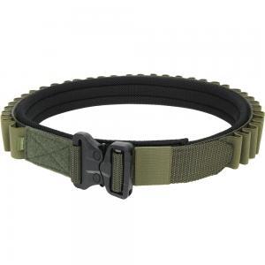 Tactical 12 Gauge Shotgun Shell Belt Ranger Green