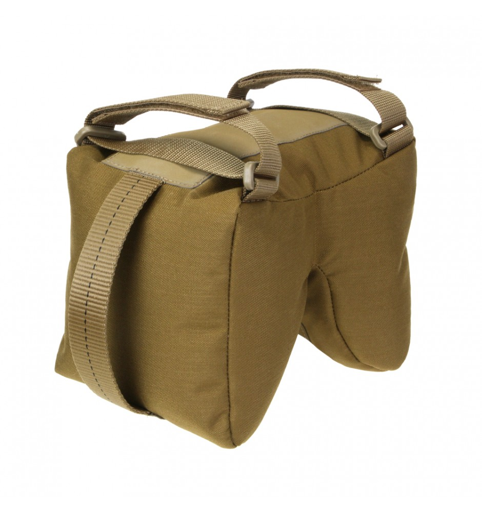 Shaped Tactical Rifle Bean Bag Coyote