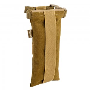 Small Rear Rifle Support Bag Coyote