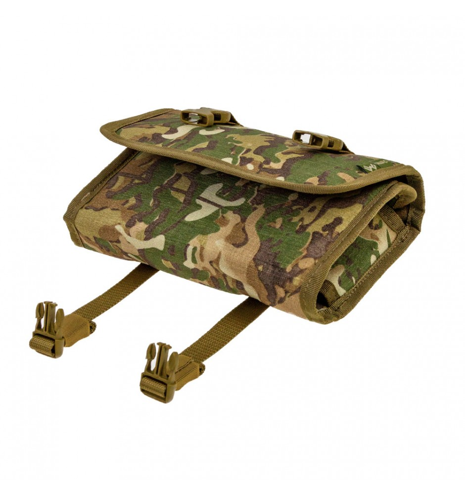 Rifle Cartridge Padded Holder Carrier 50 Round Ammo Bag for .300, .308
