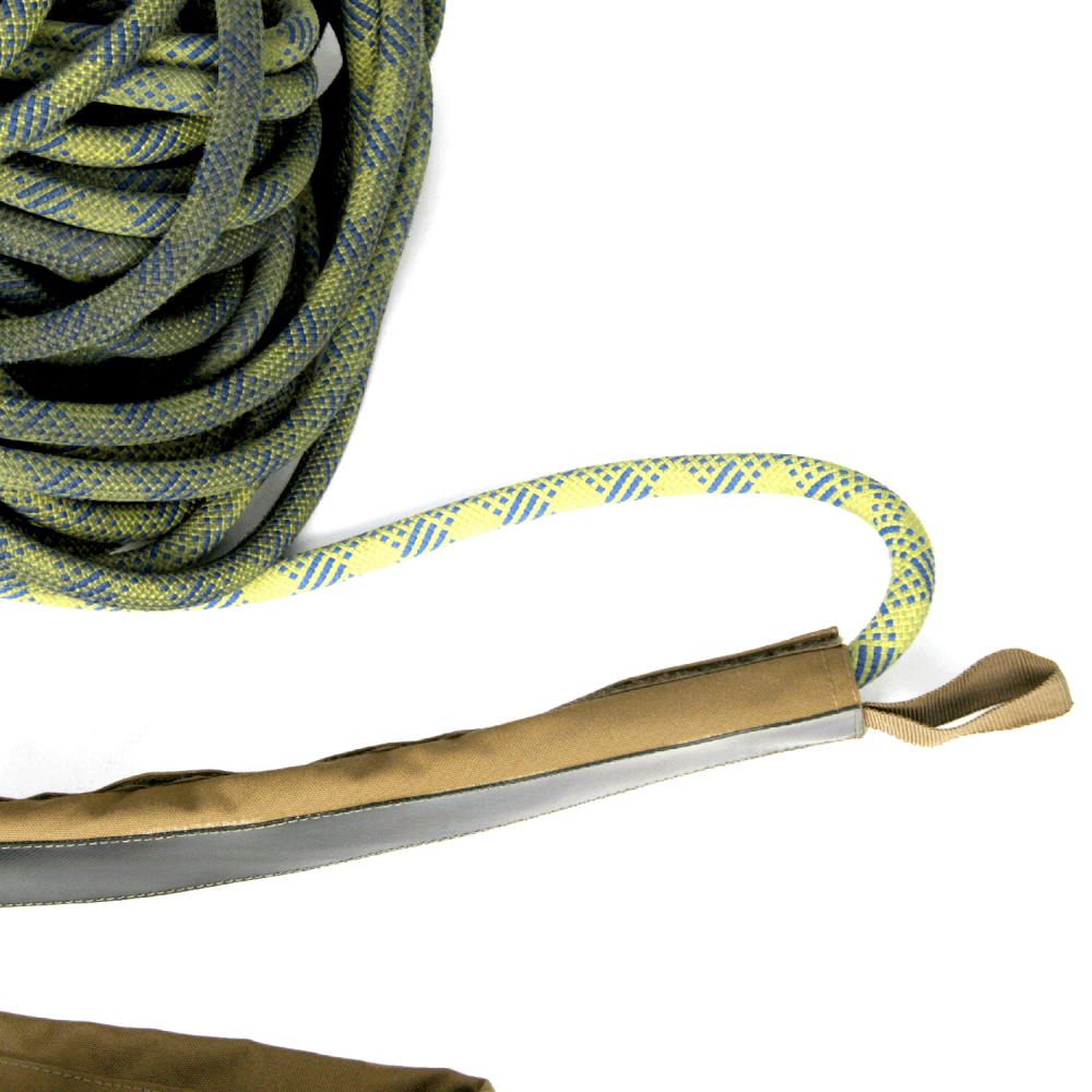 Protective rope cover