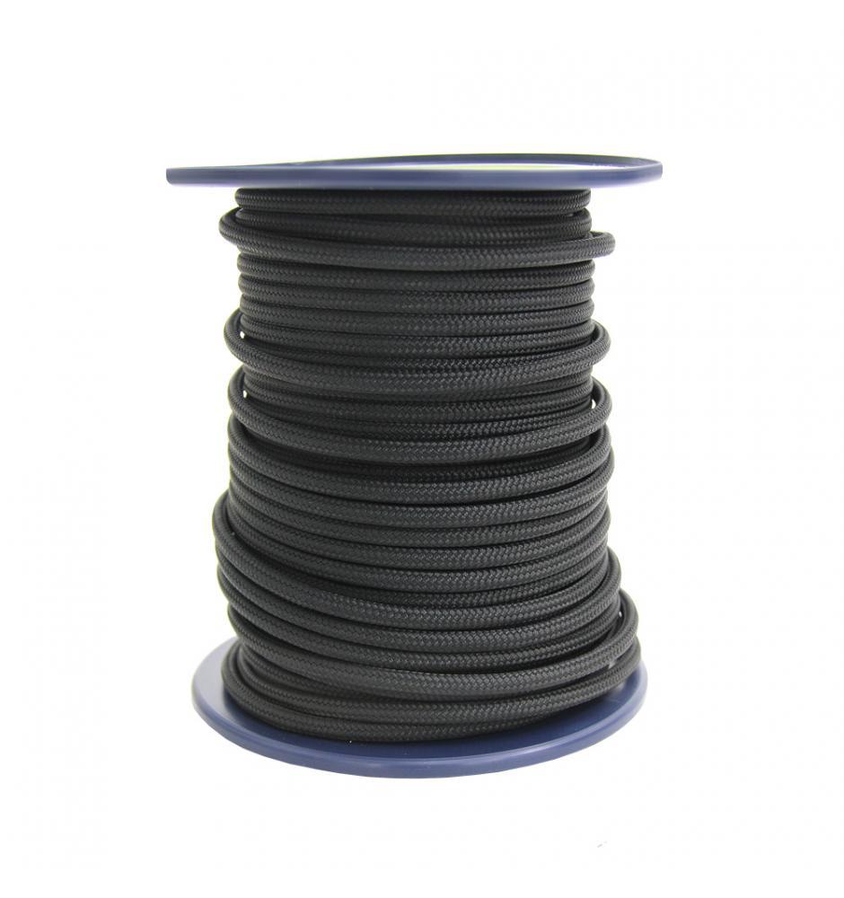 Aramidic core rope