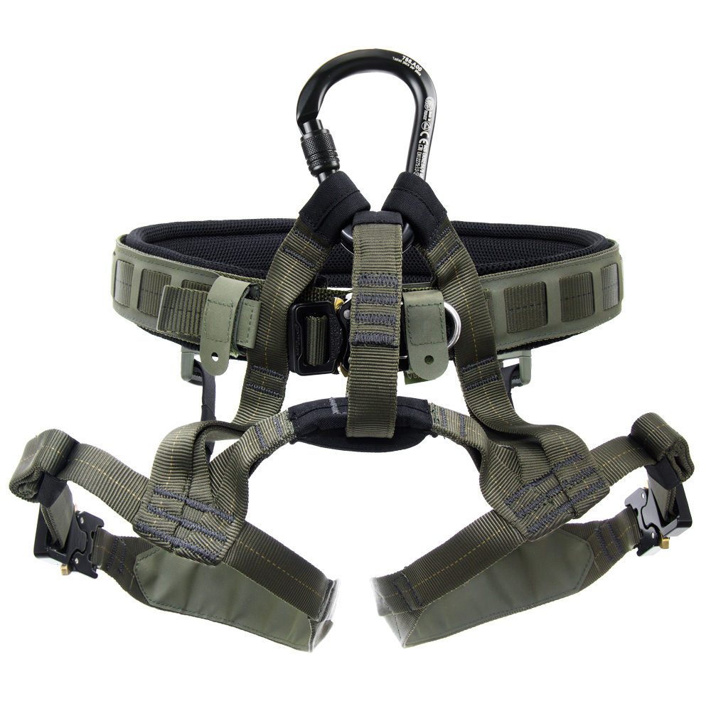 Tactical belay system VC-TAC Ranger Green