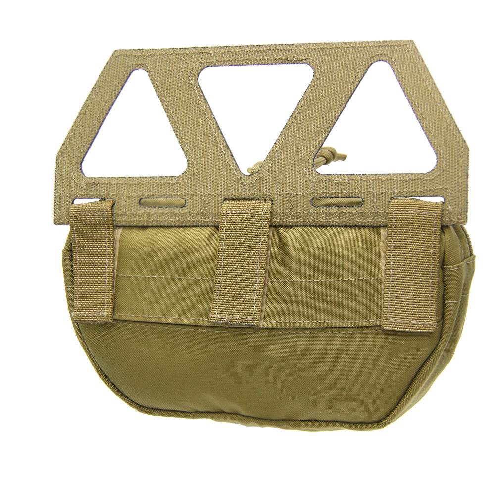 Plate Carrier Lower Accessory Pouch PCP G2 LC Mini Coyote