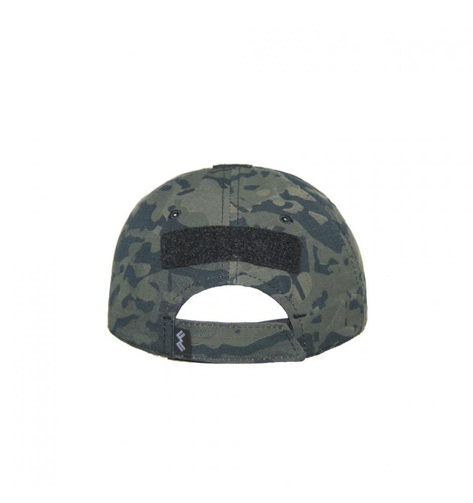 Бейсболка тактическая VTC-1 MaWka ® Raven