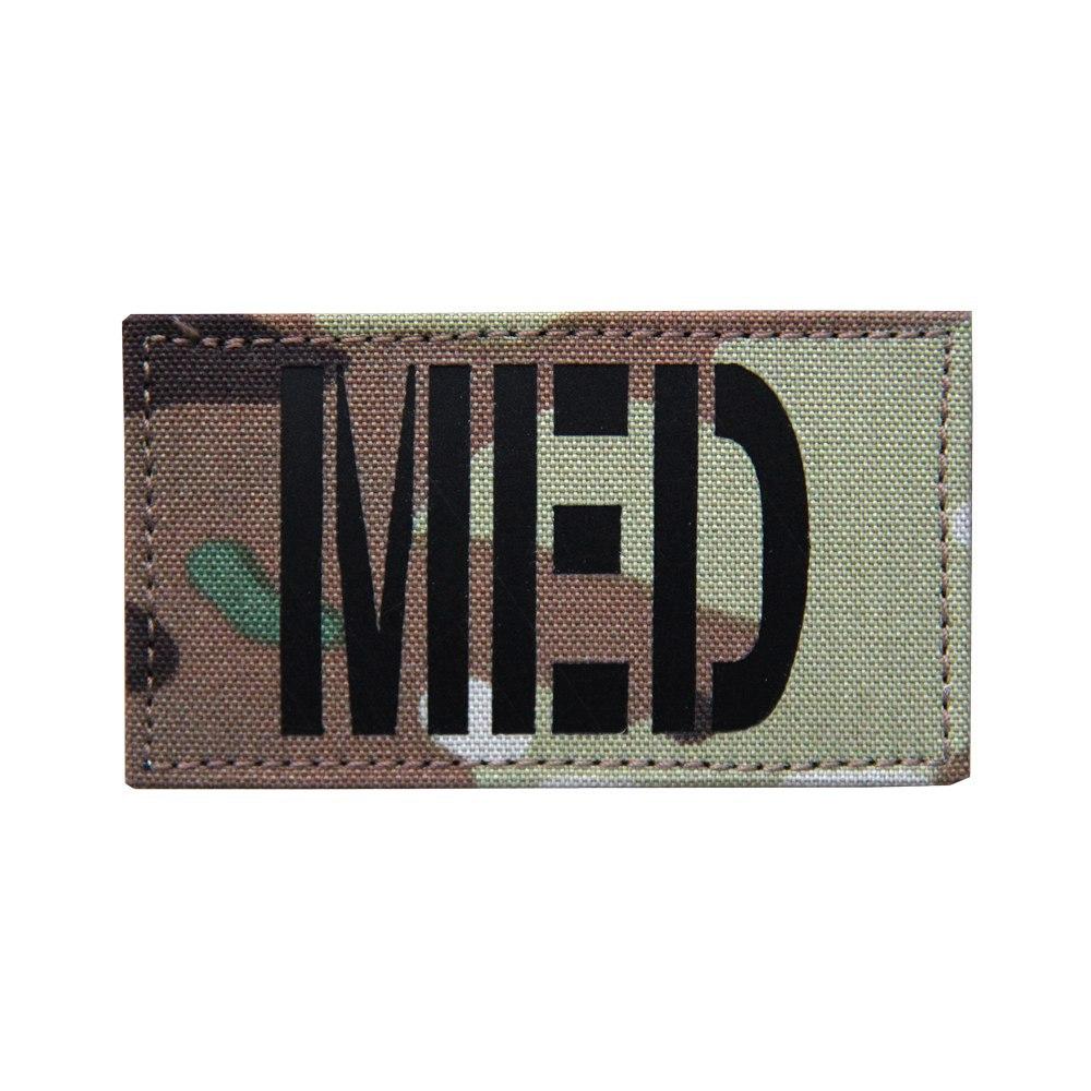 Patch MED 45*80 V-Camo