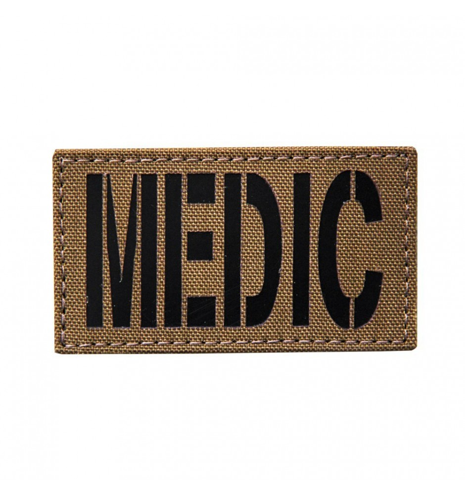 Patch MEDIC 45*80 Coyote