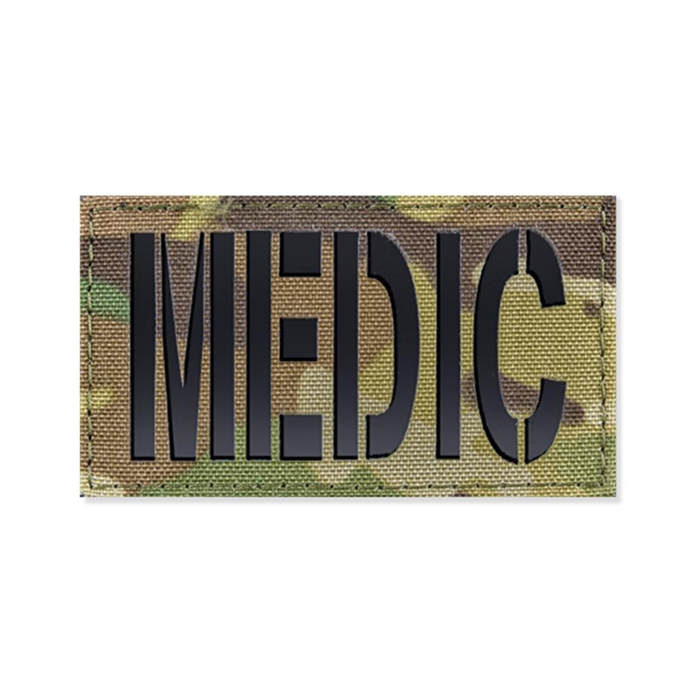 Patch MEDIC 45*80 V-Camo