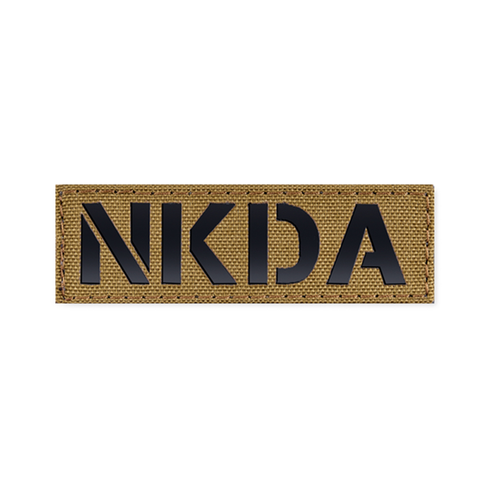 Patch NKDA 25*80 Coyote