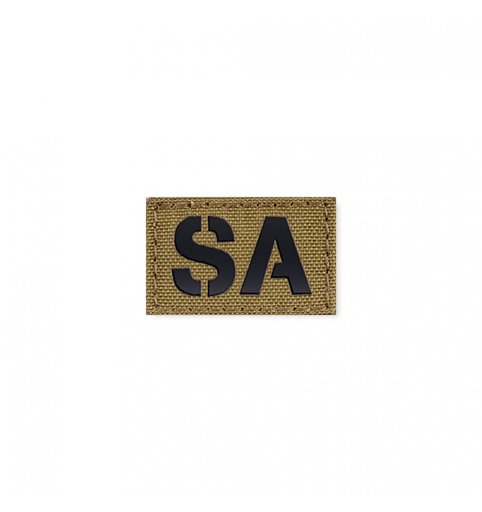 Patch SA 25*40 Coyote