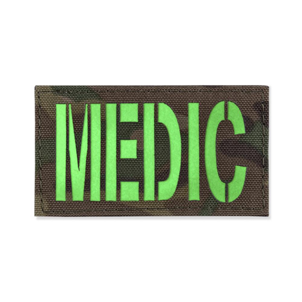 Patch light-accumulating MEDIC 45 * 80 V-Camo