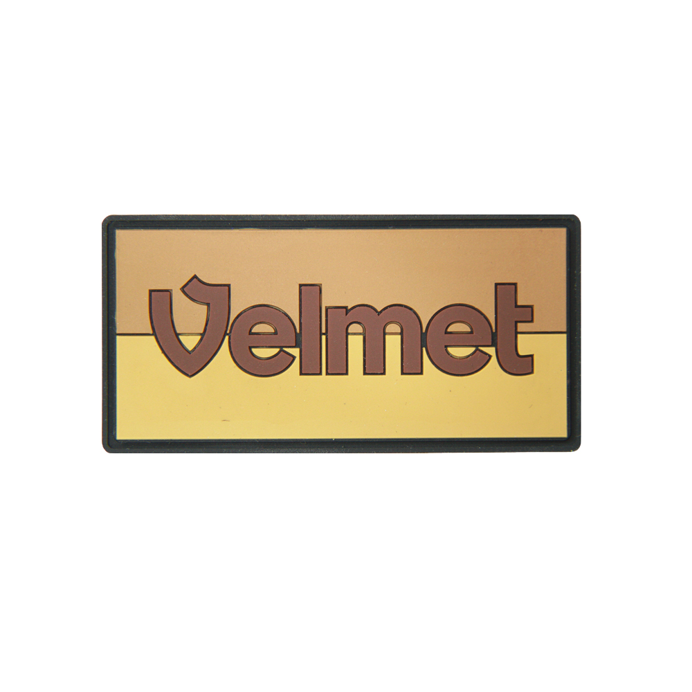 Patch VELMET 40*80 Coyote