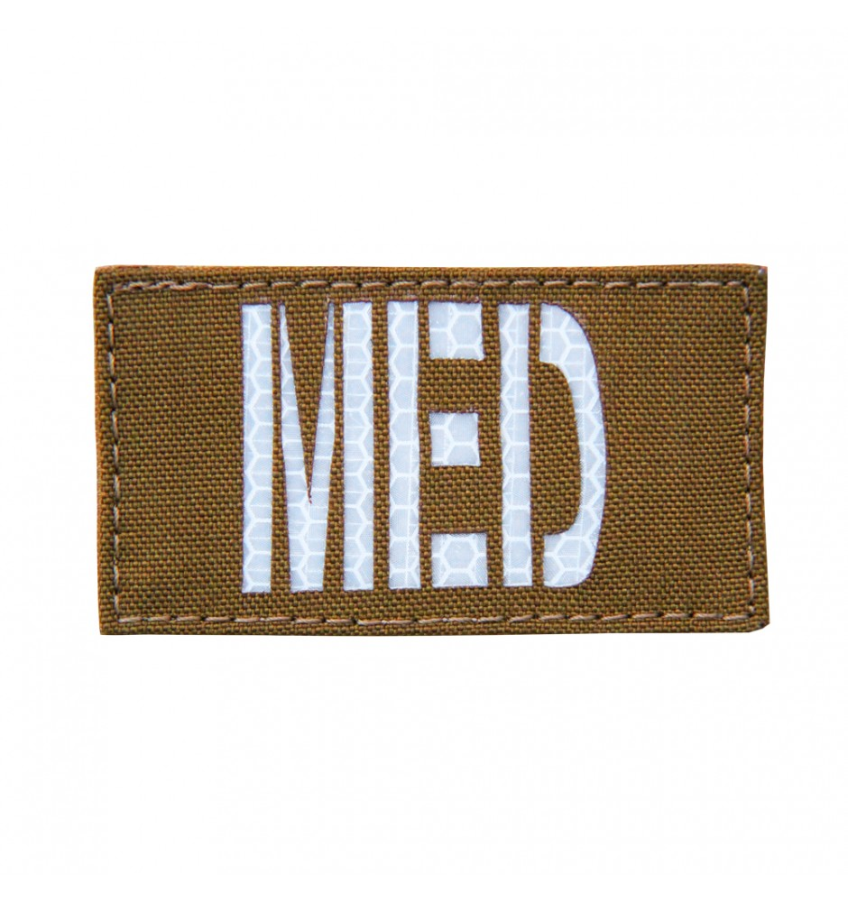 Reflective Patch MED 45*80 Coyote
