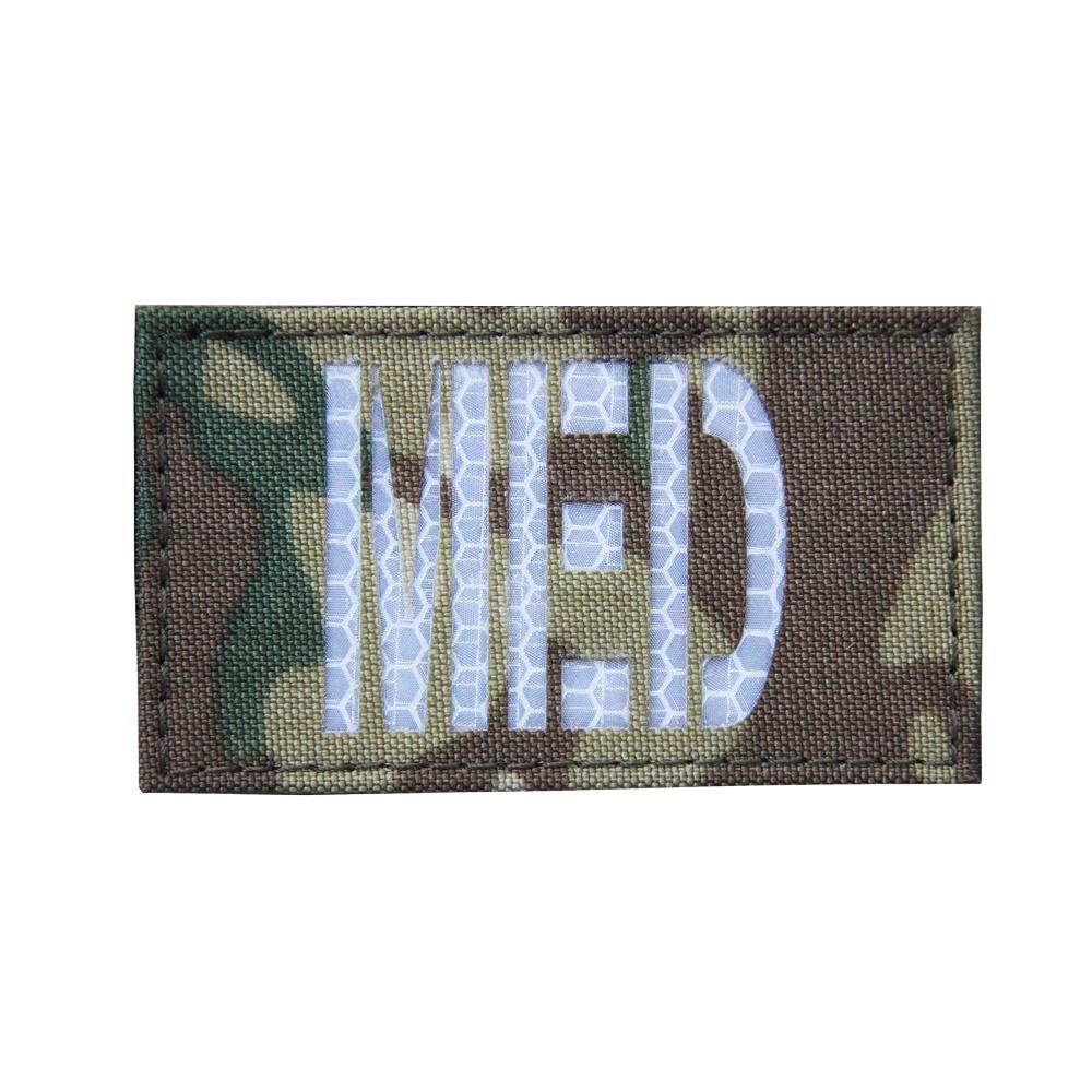 Reflective Patch MED 45*80 V-Camo
