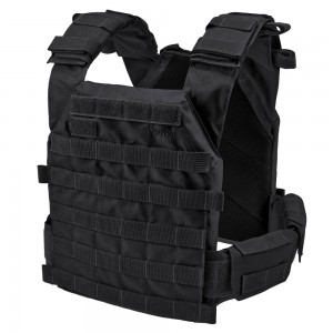 Plate Carrier Perun 2-20 Black