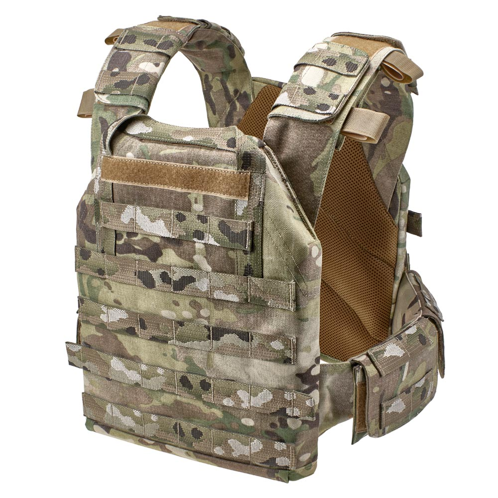 Плитоноска Plate Carrier Perun 2-20 V-Camo