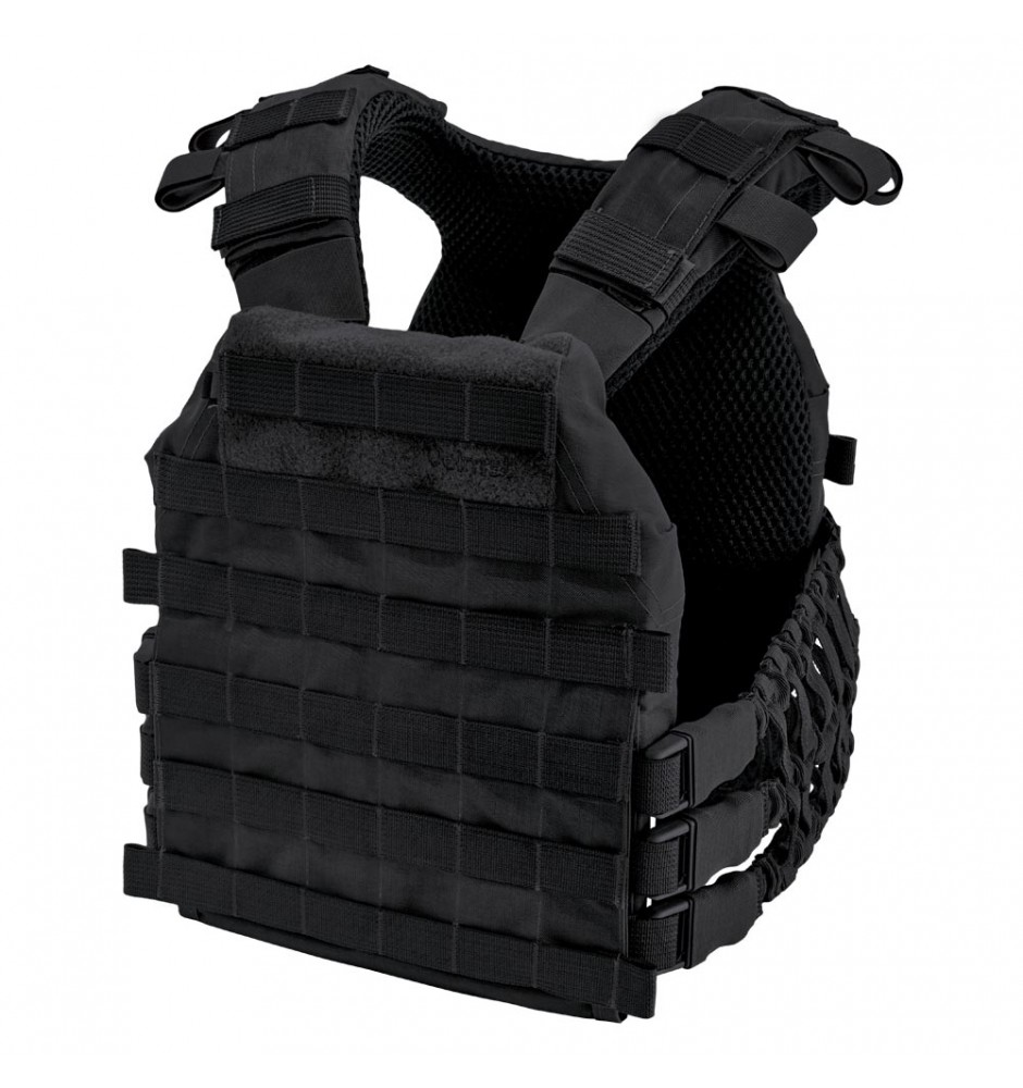 Plate Carrier Perun 3-20 Black