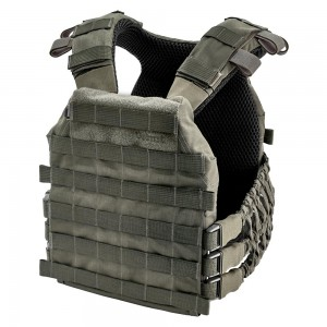 Бронежилет (Чохол) Plate Carrier Perun 3-20 Ranger Green