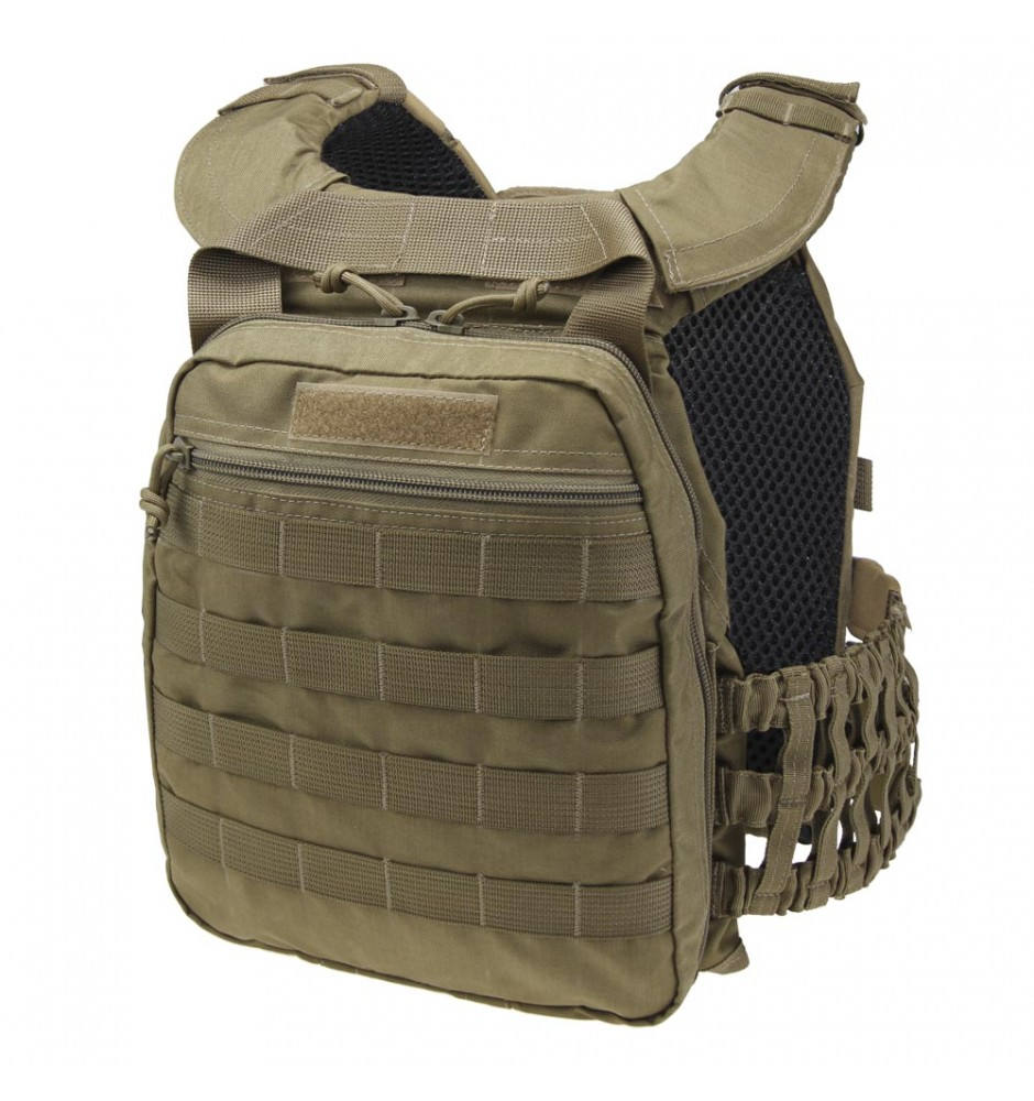 Plate Carrier Perun 4-20 Coyote