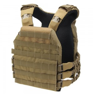 Плитоноска Plate Carrier Perun 4-20 Coyote
