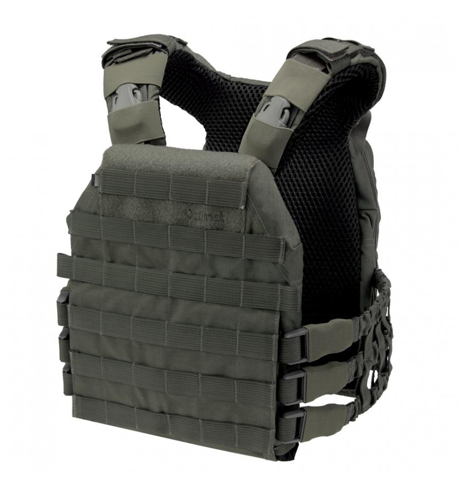 Бронежилет (чохол) Plate Carrier Perun 4-20 Ranger Green