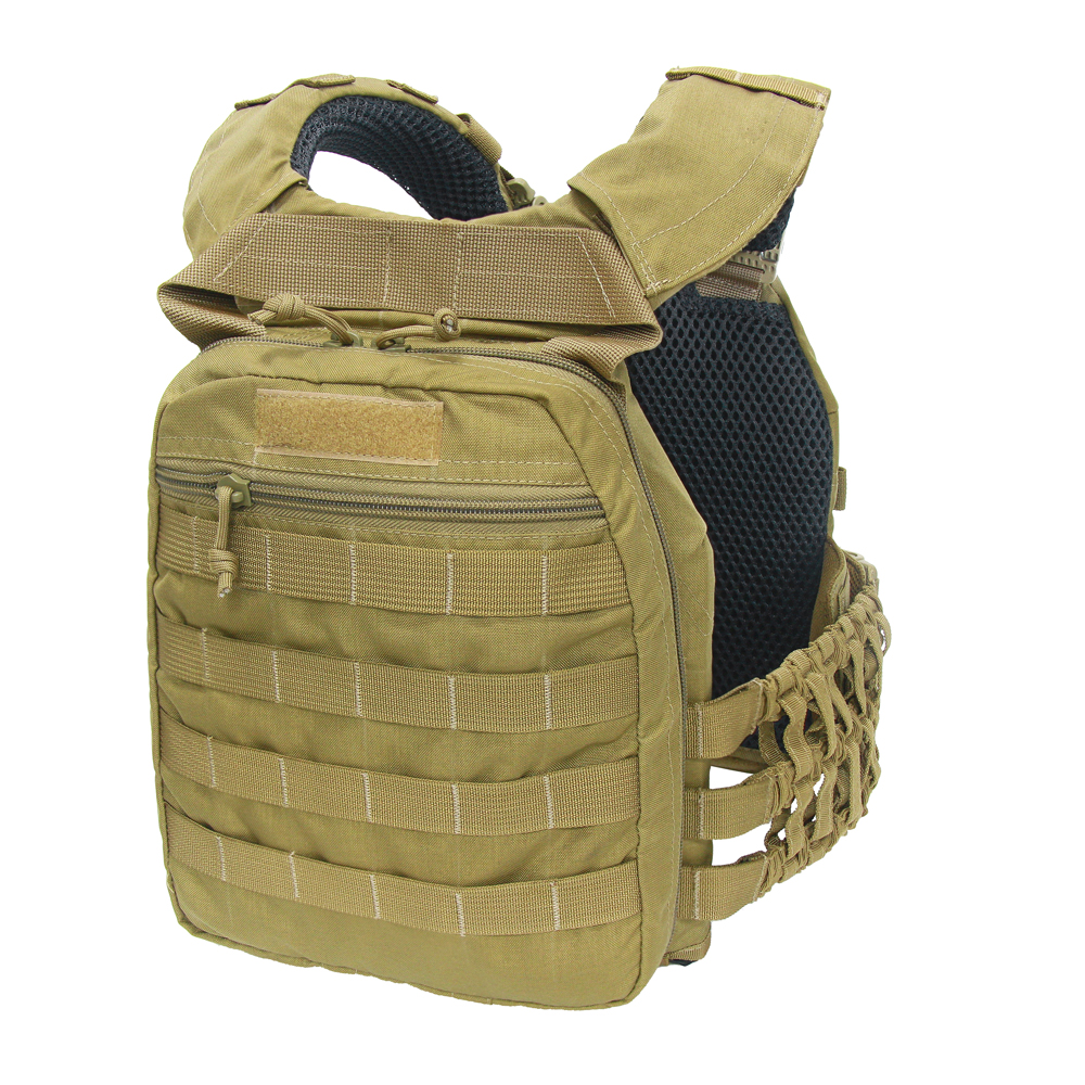 Plate Carrier Perun 4-20 RB Coyote