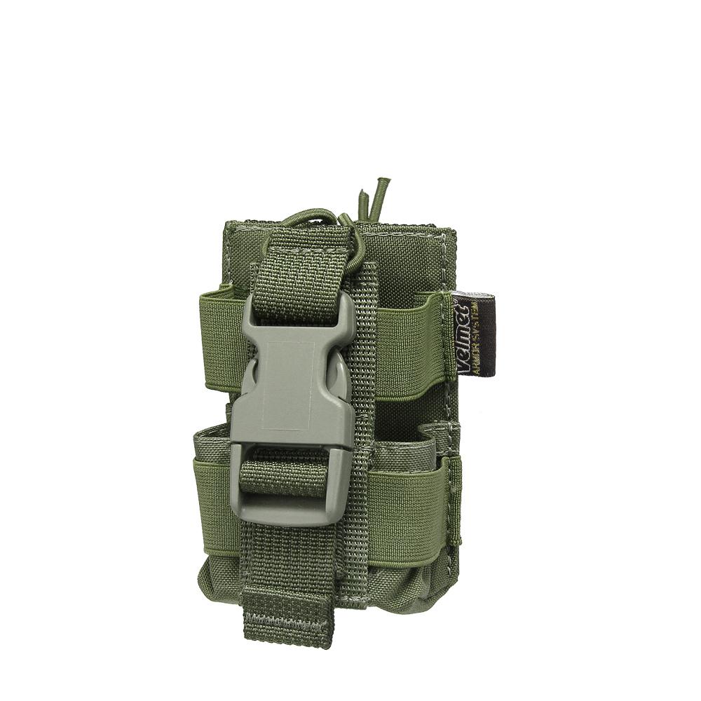 Open Radio Pouch RP.S-STG-1 Ranger Green