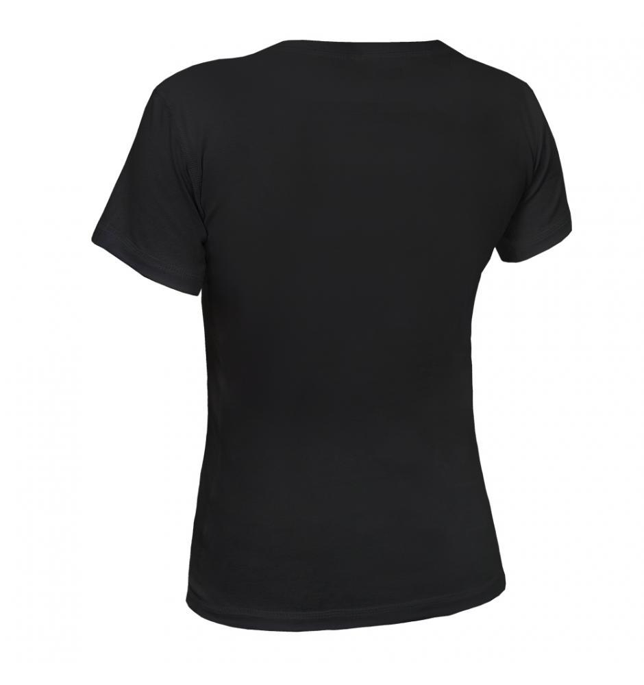 Летняя женская футболка  Polartec® Power Dry®  Black