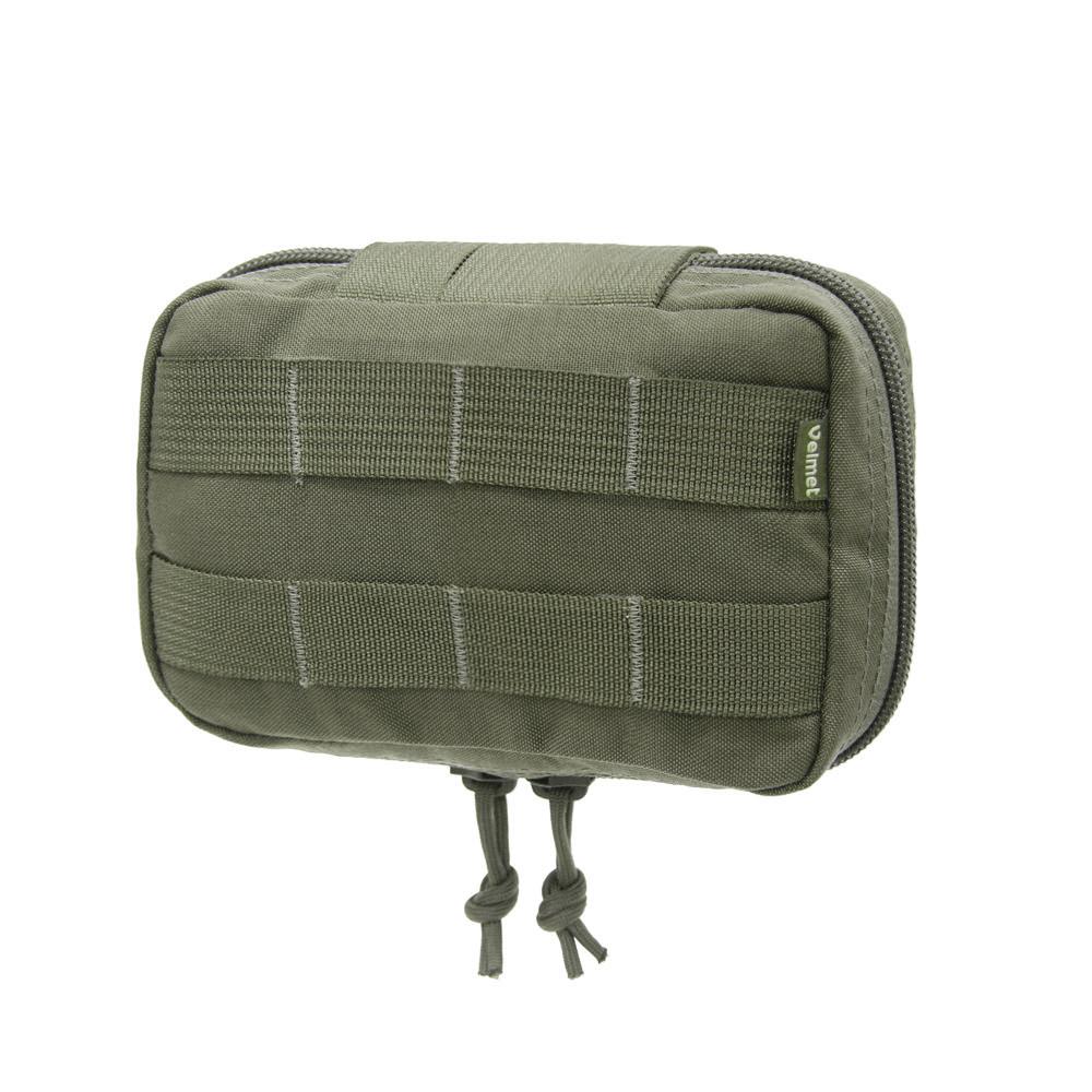 Personal retention lanyard pouch Ranger Green