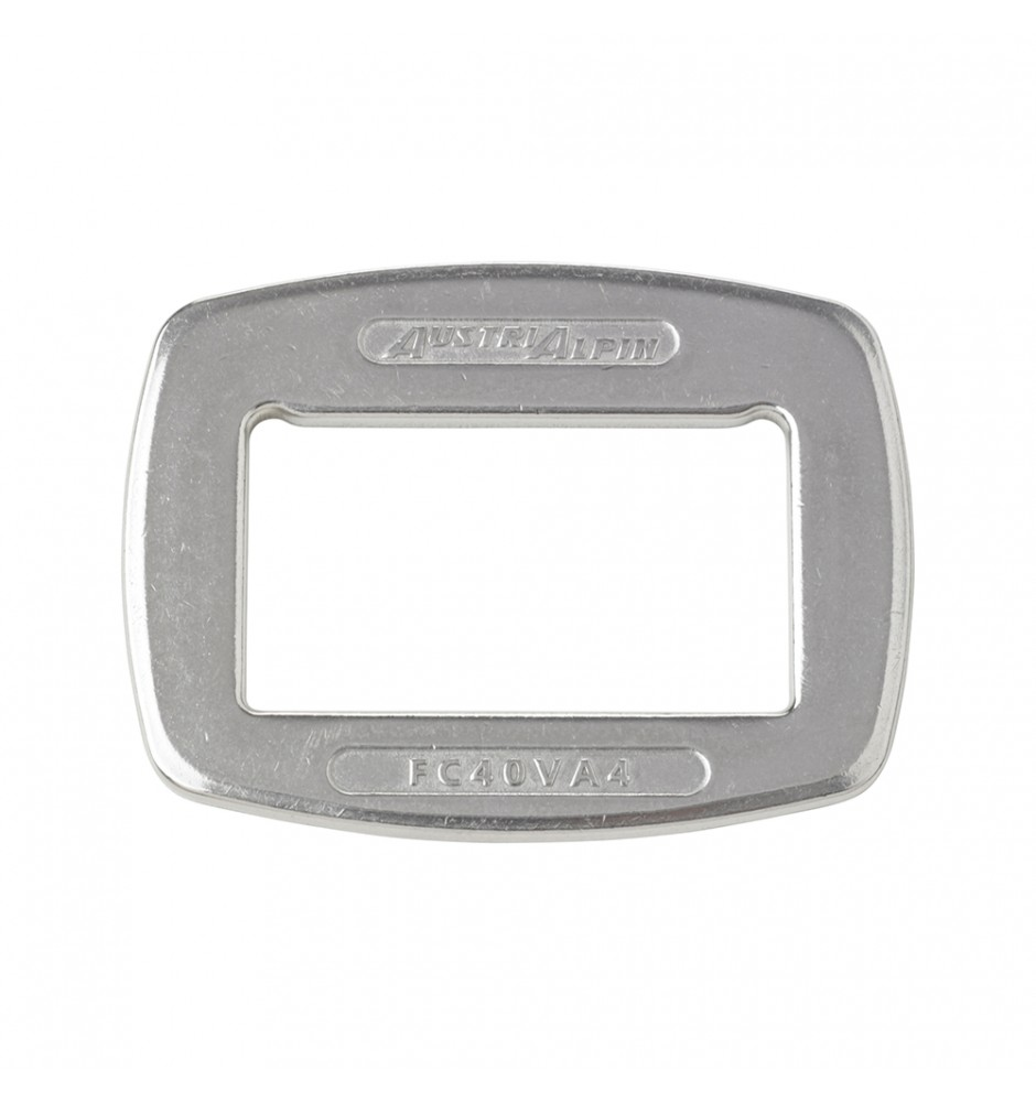 FRAMEBUCKLE Stainless steel 45 mm