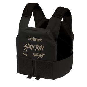 Силовой жилет Spartan Vest 6 кг Black