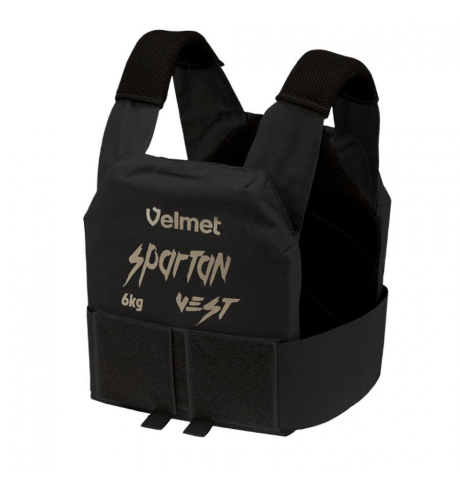 Силовий жилет Spartan Vest 6 кг Black