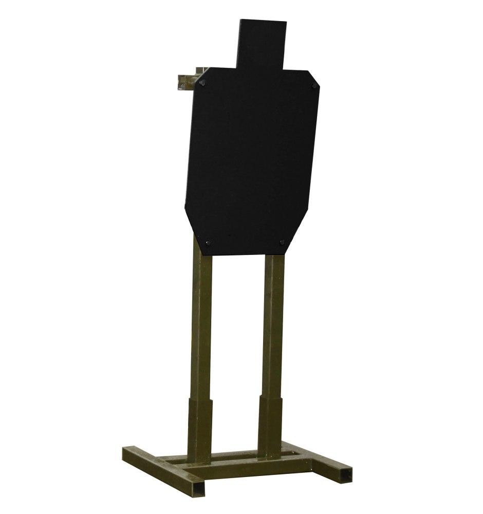 Steel Target IPSC №1 450*750*10