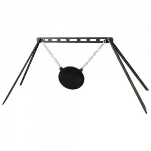 Stand hanging armored for gong targets