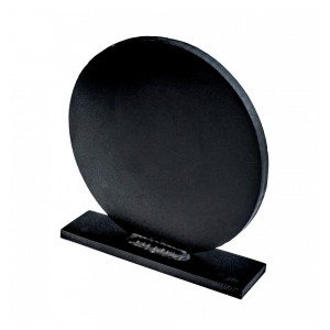 Gong target D200 * 10 (on stand)