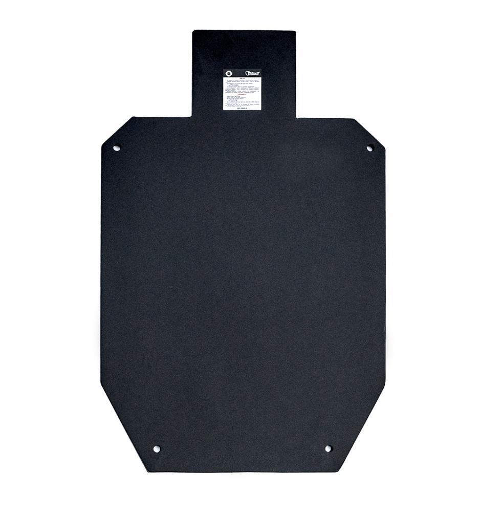 Gong target  (IPSC №1) 450*750 | Steel Targets Gong | Velmet